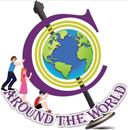 C Around The World Logo
